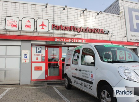 ParkenFlughafenDüs foto 7