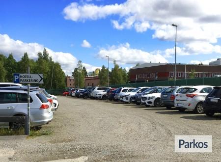 Best Western Arlanda Hotellby Parkering foto 2