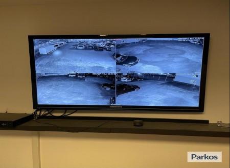Hannover Parking foto 1