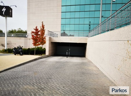Parking Hotel B&B Madrid T4 (No shuttle) foto 3