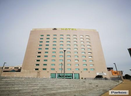 Parking Hotel B&B Madrid T4 (No shuttle) foto 4