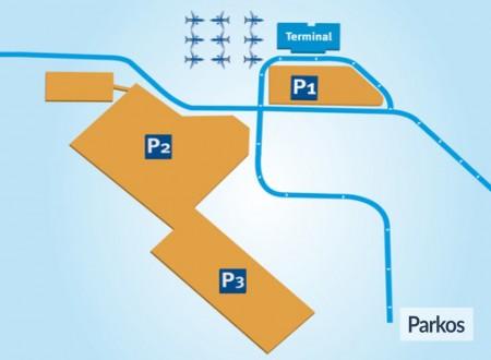 P3 Weeze Airport foto 1