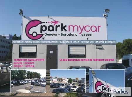 Parkmycar MEYRIN foto 1