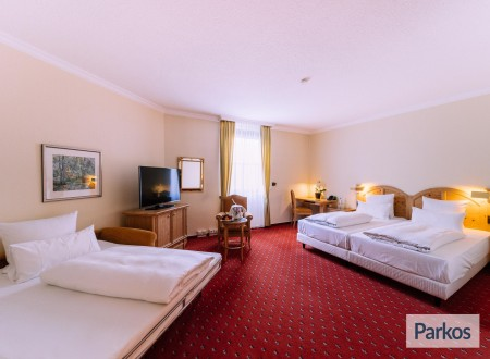 Park Sleep and Fly Hotel Carpark Bayern // Doppelzimmer foto 6