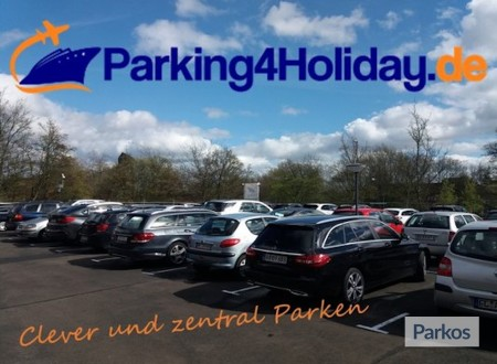 Parking 4 Holiday / Parkplatz Gropiusring foto 3