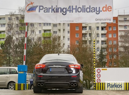 Parking 4 Holiday / Parkplatz Gropiusring foto 1