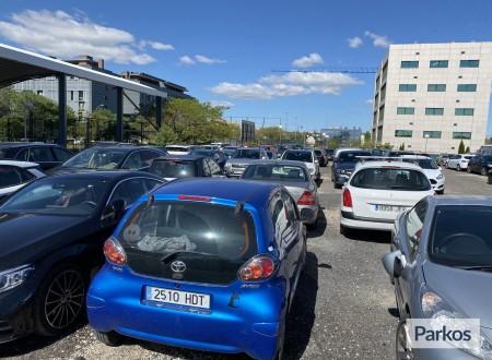 Parking Blanco Madrid (Paga online) foto 3