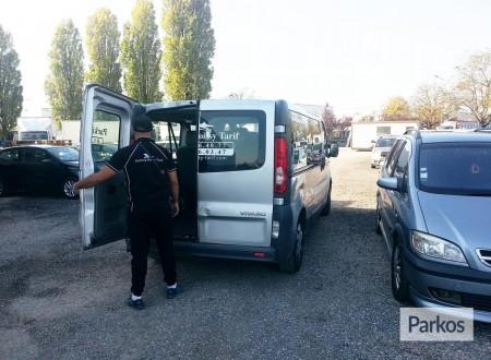Parking Roissy Tarif photo 2