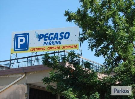 Pegaso Parking (Paga online un deposito, il resto all'arrivo) foto 1