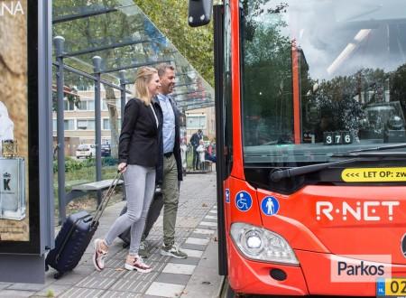 Q-Park Park+Fly Amstelveen (No Shuttle - Free Bus Connection) foto 7