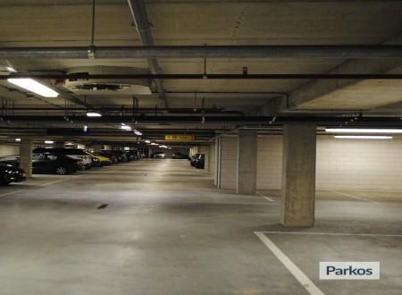 Valet Parking Rotterdam Airport foto 4
