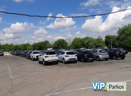 Vip Parking Exterior Madrid (Paga online) foto 1