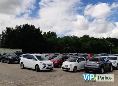 Vip Parking Exterior Madrid (Paga online) foto 3