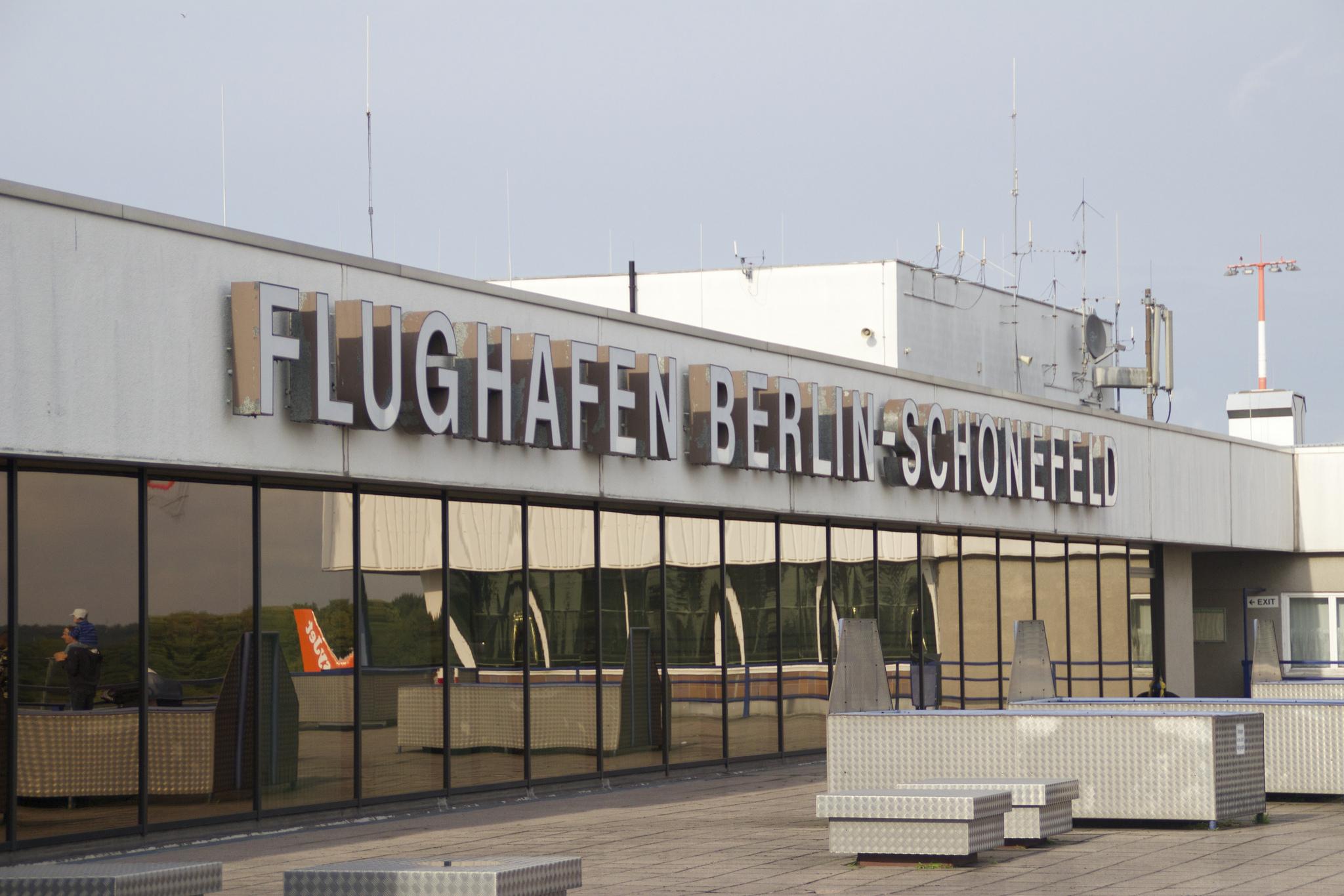 Parken Flughafen Schönefeld