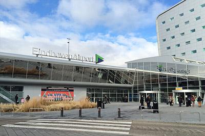 Parking Aeroport Eindhoven