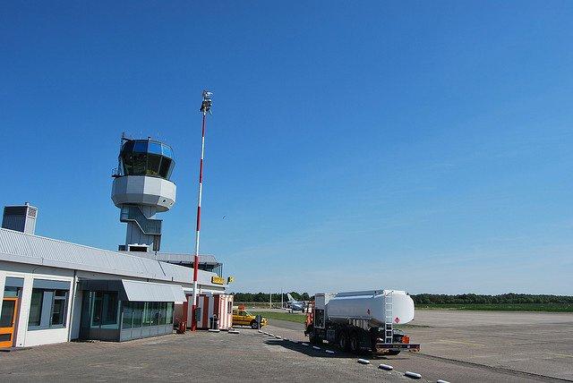 Parken Flughafen Groningen