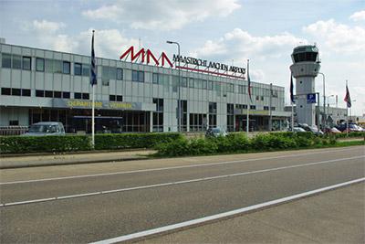 Parkeren Maastricht Aachen Airport