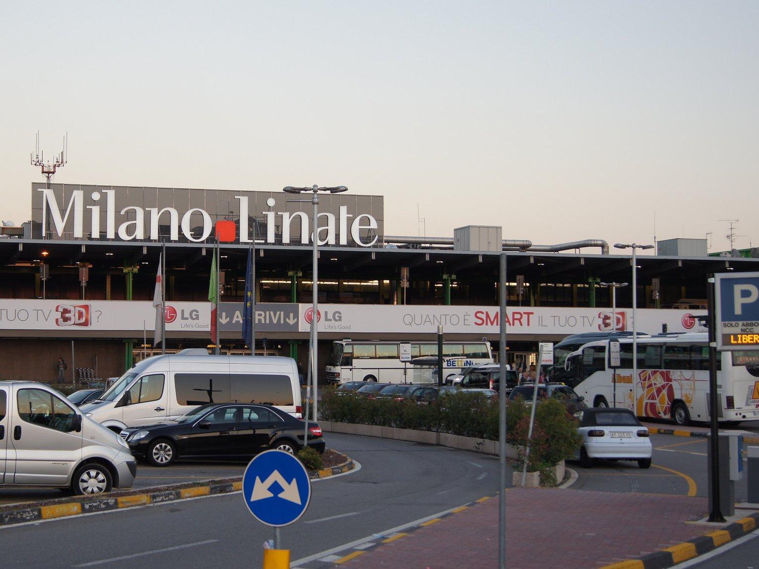 Parcheggio Milano Linate