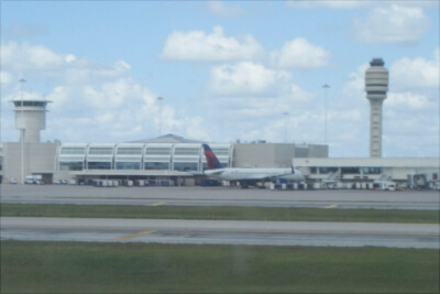 orlando airport parking cost per day
