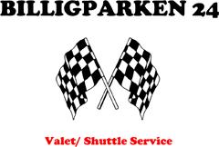 Billigparken24 - Abhol- und Bringdienst (Valet, max. 6 Stunden)