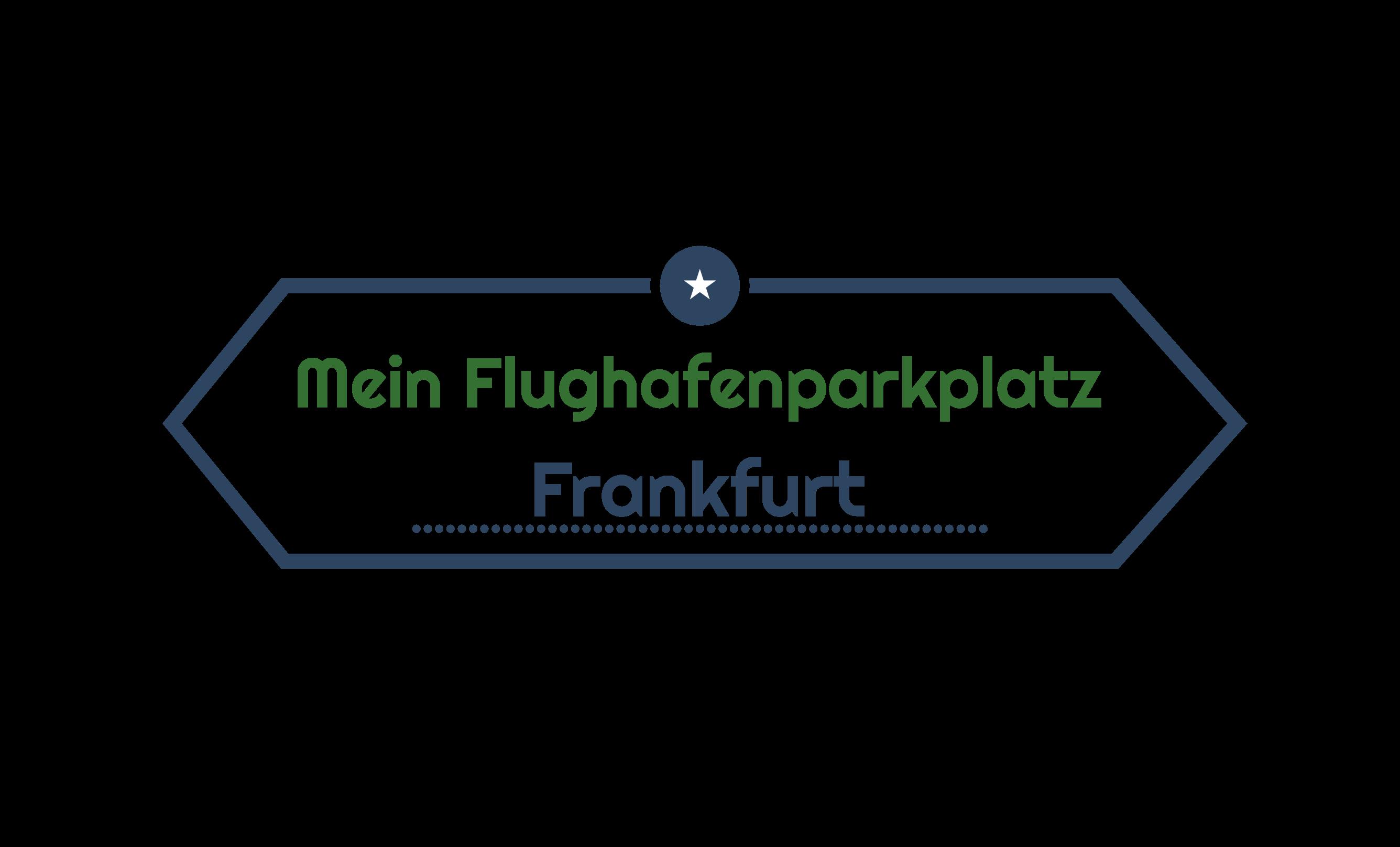 Mein Flughafenparkplatz Frankfurt P2