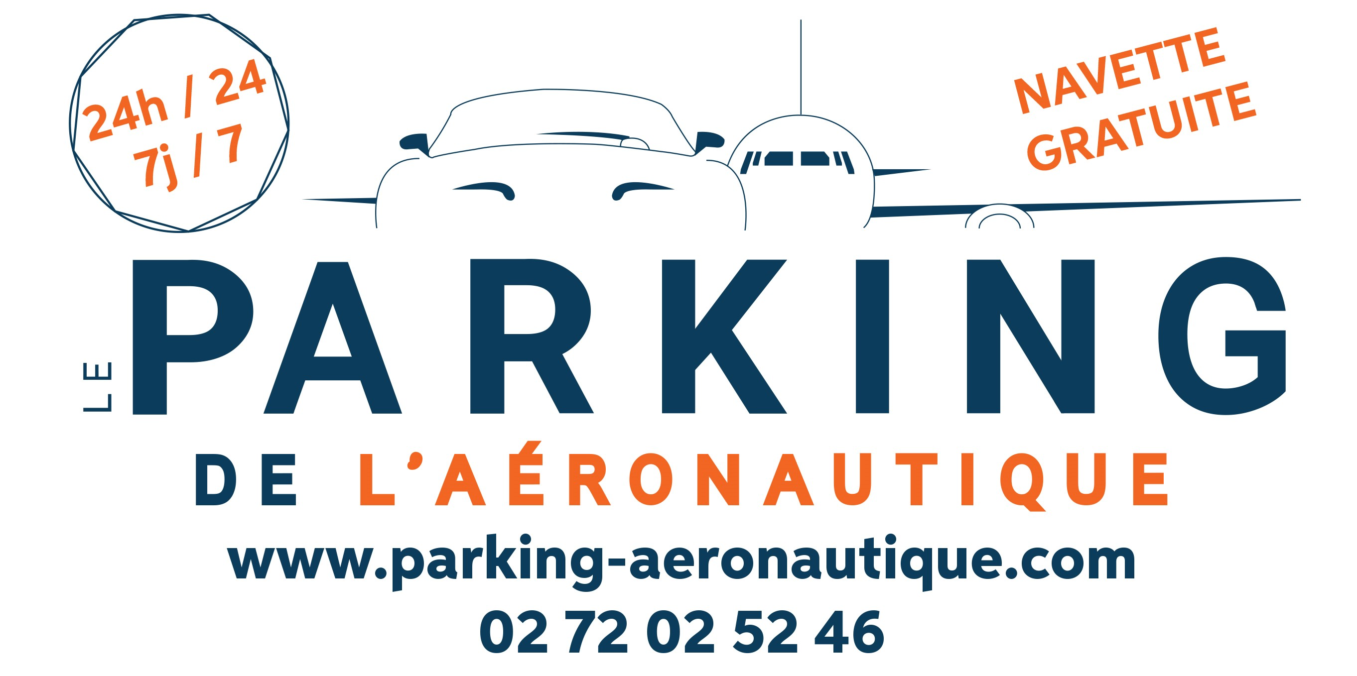 Parking de l'Aéronautique
