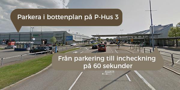 Vip Parking Landvetter