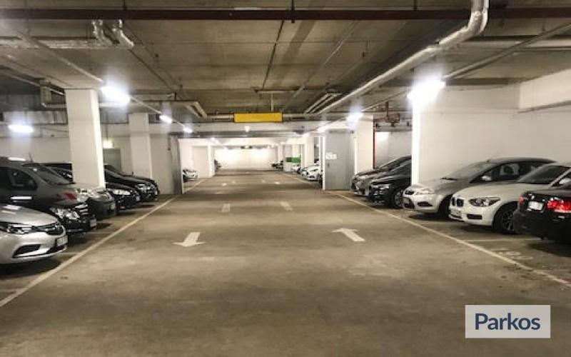 parking Aéroport Francfort fournisseur paquets