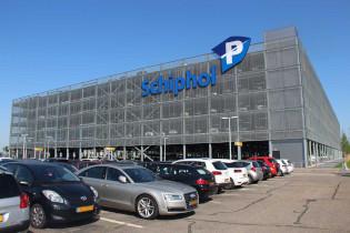 P3 Schiphol parkeerplaats